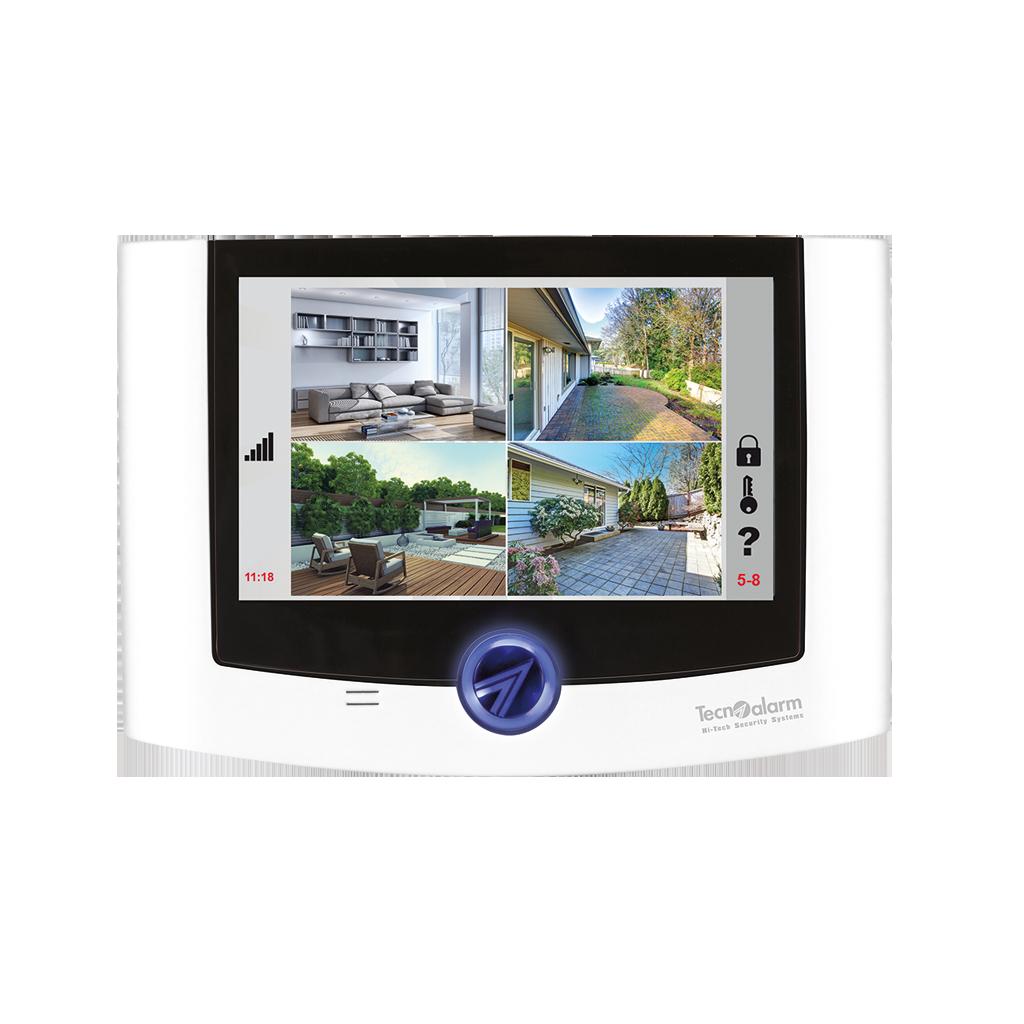 Video-Bedienteil mit sensorbildschirm CCTV - UTSV