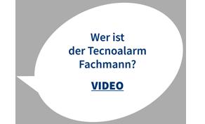 Wer ist der Tecnoalarm Fachmann?