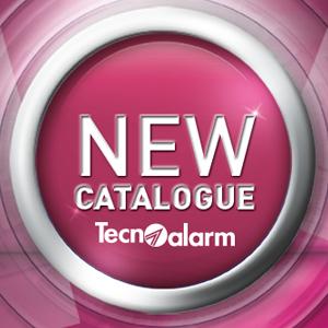 Online il nuovo catalogo Tecnoalarm