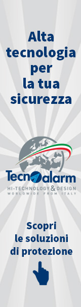 Banner Tecnoalarm