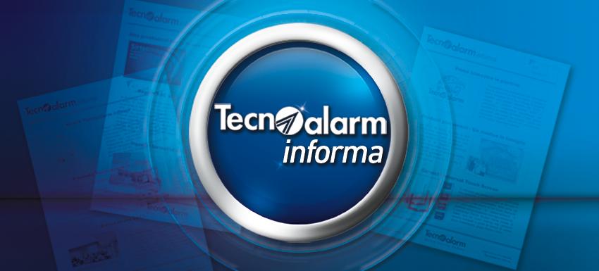 Tecnoalarm informa - Maggio 2018