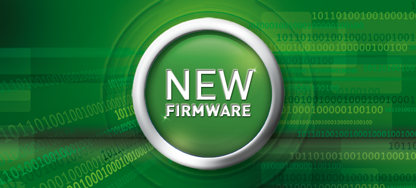 Rilascio nuovi firmware